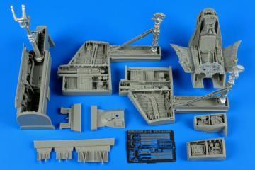A-4E/F Skyhawk - Details set [Trumpeter] · AIR 2192 ·  Aires Hobby Models · 1:32