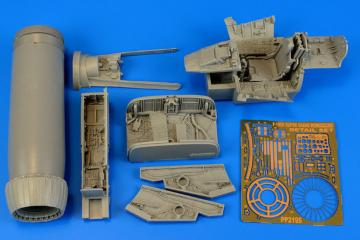 F-100D Super Sabre - Detail Set [Trumpeter] · AIR 2195 ·  Aires Hobby Models · 1:32