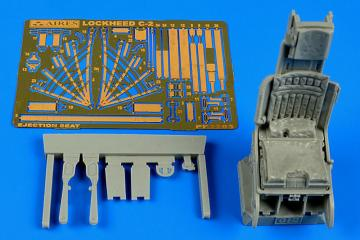 Lockheed C-2 - Ejection seat · AIR 2203 ·  Aires Hobby Models · 1:32