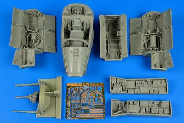 A-7E Corsair II-late - Detail Set [Trumpeter] · AIR 2210 ·  Aires Hobby Models · 1:32