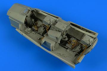 Panavia Tornado GR.1 - Cockpit set [Revell] · AIR 2240 ·  Aires Hobby Models · 1:32