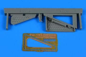 Focke Wulf Fw 190 - Inspection panel - early [Revell] · AIR 2246 ·  Aires Hobby Models · 1:32