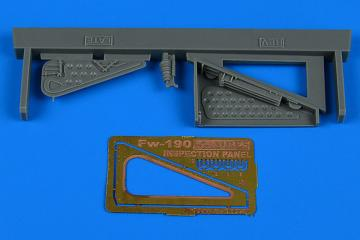 Focke Wulf Fw 190 - Inspection panel - late  [Revell] · AIR 2247 ·  Aires Hobby Models · 1:32