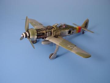 Focke-Wulf Fw 190 D-9 - - Detail set · AIR 4019 ·  Aires Hobby Models · 1:48