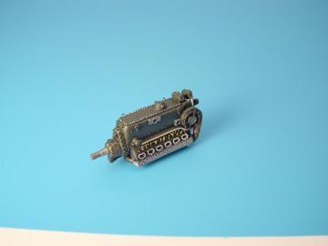 Daimler Benz DB-601E/N - Engine · AIR 4033 ·  Aires Hobby Models · 1:48