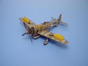 P-47D Thuderbolt - Detail set · AIR 4110 ·  Aires Hobby Models · 1:48