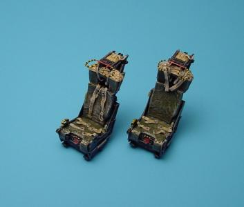 M.Baker Mk.H7 - Ejection seats · AIR 4142 ·  Aires Hobby Models · 1:48