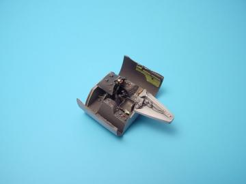 A-1H Skyraider - Cockpit Set [Tamiya] · AIR 4167 ·  Aires Hobby Models · 1:48