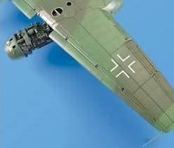 Messerschmitt Me 262 - Slots · AIR 4206 ·  Aires Hobby Models · 1:48
