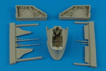 MiG-17F fresco C - Wheel bay [HobbyBoss] · AIR 4501 ·  Aires Hobby Models · 1:48