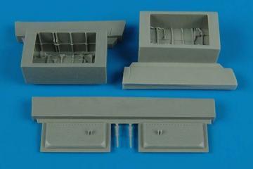 Phantom FG.1/FGR.2 - Auxiliary air [Hasegawa] · AIR 4505 ·  Aires Hobby Models · 1:48
