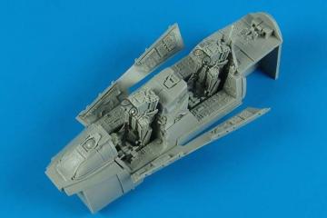 F-14A Tomcat - Cockpit set [HobbyBoss] · AIR 4519 ·  Aires Hobby Models · 1:48