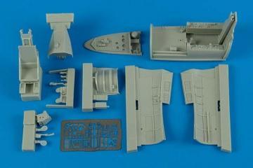 F3H-2 Demon - Cockpit set [HobbyBoss] · AIR 4529 ·  Aires Hobby Models · 1:48