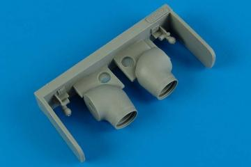 YAK-38 variable - Exhaust nozzles [HobbyBoss] · AIR 4533 ·  Aires Hobby Models · 1:48