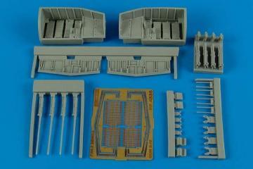 F3H-2 Demon - Gun bay [HobbyBoss] · AIR 4535 ·  Aires Hobby Models · 1:48