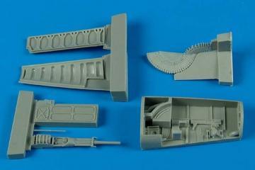 F-5E Tiger II - Gun bay [AFV-Club] · AIR 4536 ·  Aires Hobby Models · 1:48