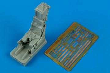 M.B. Mk-10Q - Ejection seat (mirage 2000C) · AIR 4581 ·  Aires Hobby Models · 1:48