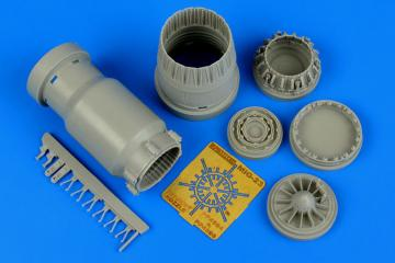 MiG-23 Flogger - Exhaust nozzle [Trumpeter] · AIR 4598 ·  Aires Hobby Models · 1:48