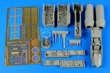 F/A-18A Hornet - Detail Set [HobbyBoss] · AIR 4620 ·  Aires Hobby Models · 1:48