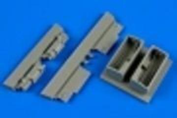 Kfir C2/c7 - Gun bay [Kinetic] · AIR 4633 ·  Aires Hobby Models · 1:48