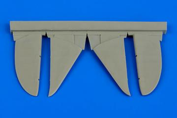 I-16 - Control surfaces [Eduard] · AIR 4651 ·  Aires Hobby Models · 1:48