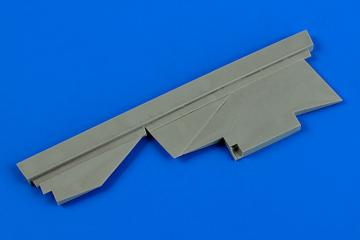 MiG-23 MF/ML - Correct tail fin [Trumpeter] · AIR 4654 ·  Aires Hobby Models · 1:48