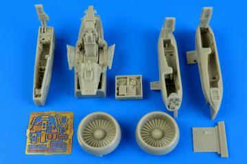 A-10A Thunderbolt - Detail set [Italeri] · AIR 4655 ·  Aires Hobby Models · 1:48