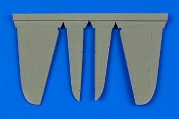 A6M Zero - Control surfaces [Hasegawa] · AIR 4656 ·  Aires Hobby Models · 1:48