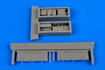 Tornado IDS - Electronic bay [Revell] · AIR 4664 ·  Aires Hobby Models · 1:48