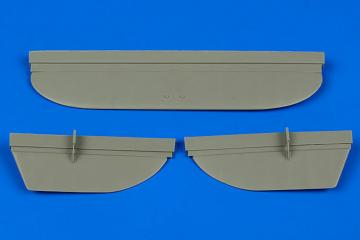 U-2/Po-2 - Control surfaces · AIR 4669 ·  Aires Hobby Models · 1:48