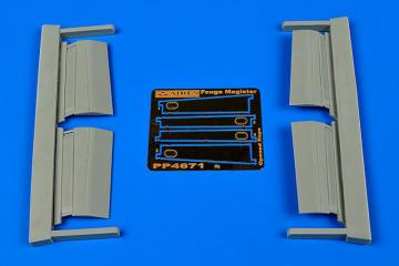 Fouga Magister - Flaps-opened · AIR 4671 ·  Aires Hobby Models · 1:48