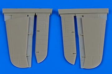 SBD-5 Dauntless - Control surfaces [Italeri] · AIR 4673 ·  Aires Hobby Models · 1:48
