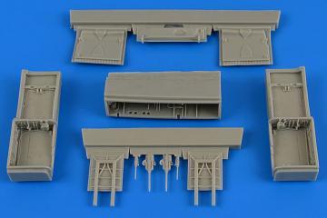 T-38A/C Talon - Wheel bay [Trumpeter] · AIR 4682 ·  Aires Hobby Models · 1:48