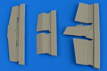 L-29 Delfin - Control sufaces [AMK] · AIR 4695 ·  Aires Hobby Models · 1:48