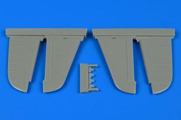 Lysander Mk.III - Control surfaces [Eduard] · AIR 4703 ·  Aires Hobby Models · 1:48