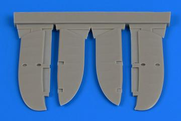 I-153 Chaika - Control surfaces [ICM] · AIR 4719 ·  Aires Hobby Models · 1:48