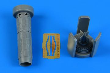 MiG-15 - Exhaust nozzle [Bronco Model] · AIR 4837 ·  Aires Hobby Models · 1:48