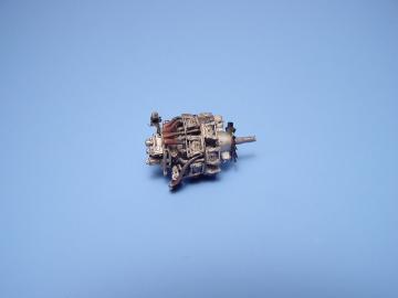 BMW 801D Engine Dt. Triebwerk WW II · AIR 7073 ·  Aires Hobby Models · 1:72