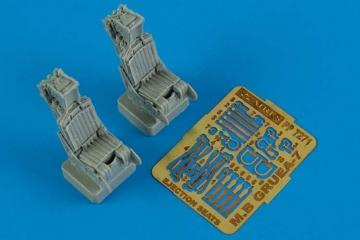 M.B. Gruea-7 (A-6E/EA-6A) - Ejection seats · AIR 7271 ·  Aires Hobby Models · 1:72