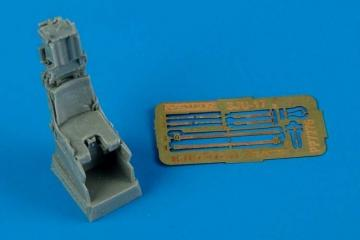 SJU-17 - Ejection seat (F-18E) · AIR 7276 ·  Aires Hobby Models · 1:72