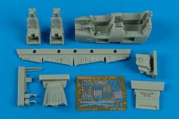 F-14A Tomcat - Cockpit set [Fujimi] · AIR 7293 ·  Aires Hobby Models · 1:72