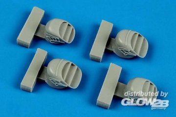 Harrier FRS.1 exhaust nozzles [Airfix] · AIR 7297 ·  Aires Hobby Models · 1:72