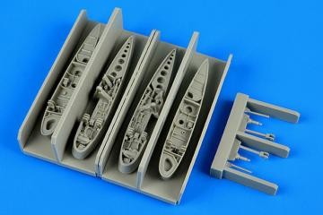 F9F Panther - Wingfolds [HobbyBoss] · AIR 7305 ·  Aires Hobby Models · 1:72