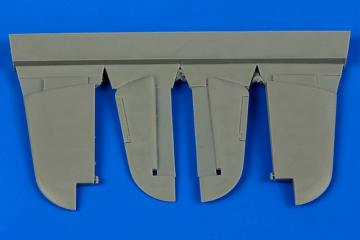 Hurricane Mk.I - Control surfaces [Airfix] · AIR 7310 ·  Aires Hobby Models · 1:72