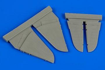 II-2 Stormovik - Control surfaces [Tamiya] · AIR 7313 ·  Aires Hobby Models · 1:72
