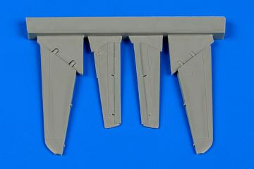 MiG-15 control surfaces [Eduard] · AIR 7322 ·  Aires Hobby Models · 1:72