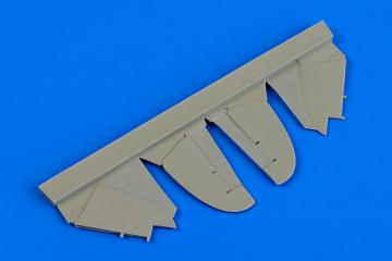 Gloster Gladiator - Control surfaces [Airfix] · AIR 7332 ·  Aires Hobby Models · 1:72