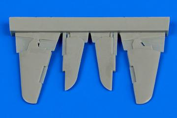 Yak-3 - Control surfaces [Zvezda] · AIR 7335 ·  Aires Hobby Models · 1:72