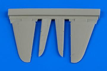 A6M2 Zero - Control surfaces [Tamiya] · AIR 7336 ·  Aires Hobby Models · 1:72