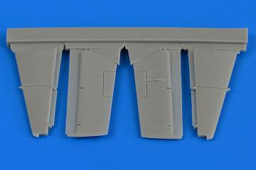 F4F-4 Wildcat - Control surfaces [Airfix] · AIR 7343 ·  Aires Hobby Models · 1:72